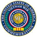 Vietnam commemoration logo